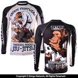 "Tatami ""Thinker"" Rash Guard"